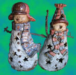 China Ceramic, Snowman, Christmas Gifts